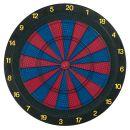 Dartboard für Softdarts - Turnierausführung