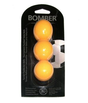 Kickerball Bomber ROBERTSON, orange, 35,1 mm