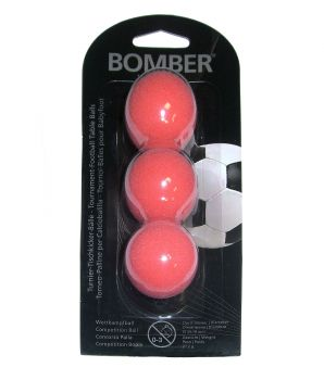 Kickerball Bomber ROBERTSON, red, 35,1 mm