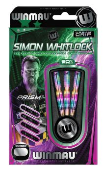 Softdarts Winmau Simon Whitlock Urban Grip 2405 18g