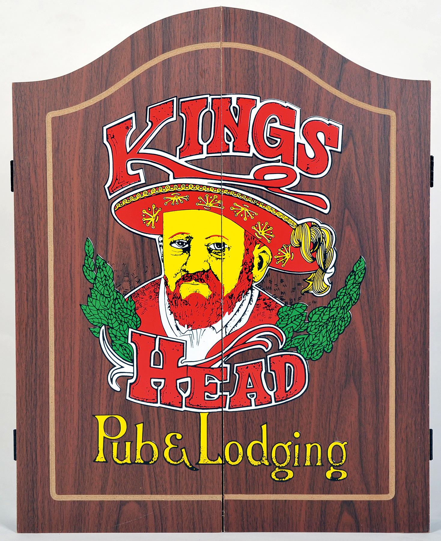 Dart Cabinet  Kings Head
