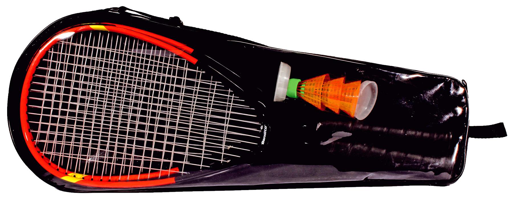 Badminton Set Badminton InclTasche Schläger Speed Speed Schläger mnw80N