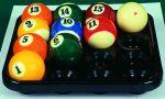 Balltablett POOL für 16 Kugeln 57,2 mm