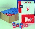 Kreide Master blau Großbox (144 Stück)