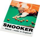 Billardbuch -Snooker- Made in England, 152 Seiten
