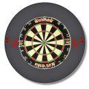 Catchring - Dart-Auffangring, 4-Segmente für Dartboards