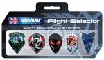 Fly-Sortiment Display Winmau - Flight Selector