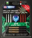 Steeldart Winmau Broadside, Messing 22g